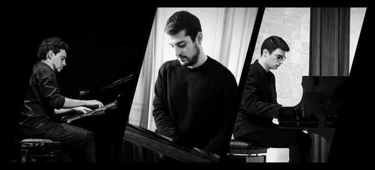 Concerts de Tardor: Joan Alós, Lucas Cubel i Miguel Torner, piano