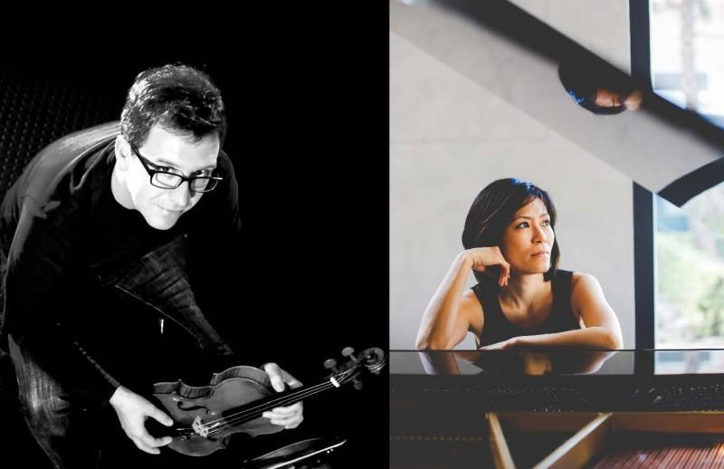 Concerts d'hivern: Manuel Segarra, violí  i Kei Hikichi, piano