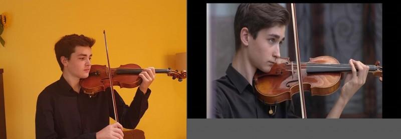 Concerts de Tardor: Josep Alborch Lluna i Fco. Javier Burgos Piquer, violins