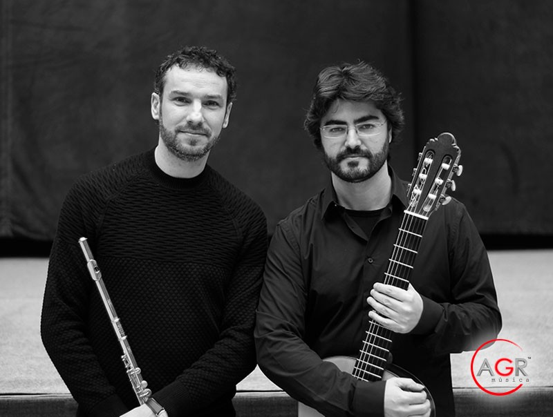 Concerts de Tardor: Vicent Gelòs, flauta; Sergio Santes, guitarra