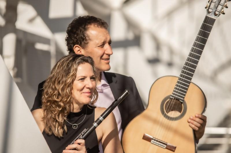 Concerts d'hivern: Magdalena Martínez, flauta Miquel Pérez Perelló, guitarra