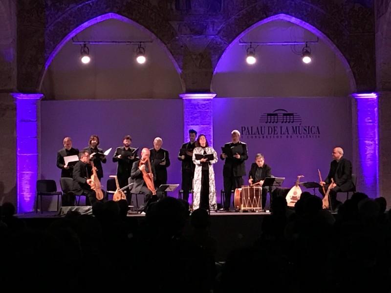 Concert Reliquae. Capella de Ministrers